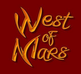 West of Mars logo