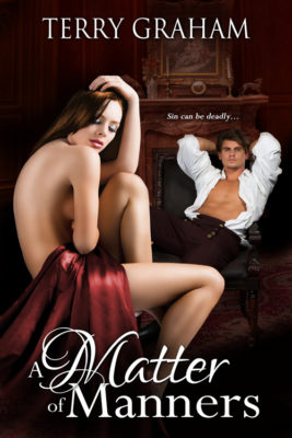 Book Cover for A Matter of Manners