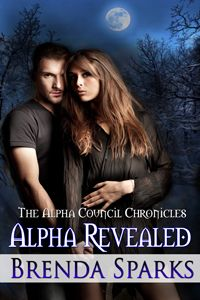 Book Cover for Alpha Revealed