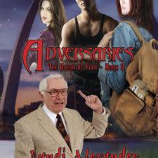 Book Cover Lyndi Alexander novel