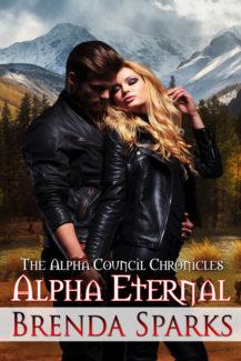 Book cover author: Brenda Sparks