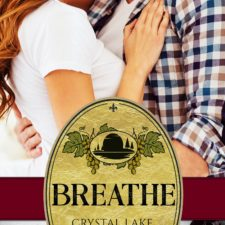 Book cover for Lucinda Race's Breathe