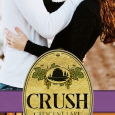 Book cover for Crush, by Lucinda Race