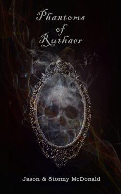 book cover for Phantoms of Ruthaer