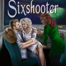 Sixshooter Book Cover